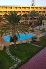 Zwembad vanaf balkon