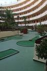 Mini golf in het hotel