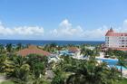 Ons zicht vanop het terras, zo zou ik elke morgen wel willen wakker worden ;-)