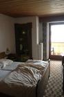 Beetje tuttige kamers maar met heerlijk balkon en prachtig uitzicht