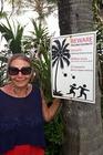 voor ons niet alledaags: pas op vallende cocosnoten