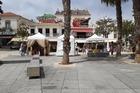 Centrum van de oude stad.