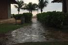Heftige regen in mei, elke dag
