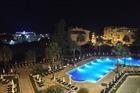 Avondfoto vanuit hotel Vila Gale Cerro Alagoa\