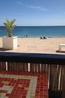 Foto uit een folder?  Strand van Salema