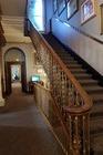mooi trappenhuis en klassiek patroon
