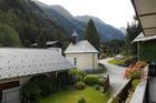 de omgeving bij hotel  Hubertus in mallnitz