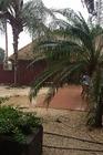 Regen achtig dag maar zo weer droog
