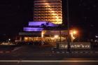 Grand Jomtien Palace Hotel bij avond