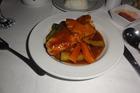 Het eten was ook voortreffelijk !!
