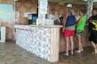 All-In bar bij Eri Beach