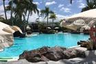 Stukje zwembad