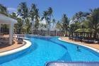 Mooi zwembad voor VIP's