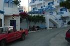 Deel van hotel
