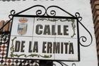 Het straatje van La Baranda .