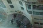 Mooi Hardrockcafe vanuit hotelkamer gezien