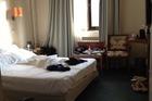 Onze tweepersoonskamer