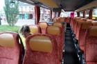 Met de bus naar Keulen .