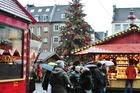 Een v/d kerstmarkt lokaties .