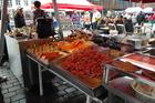 vismarkt in Bergen