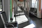 Door kijkje in de metro .