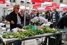 De kleine markt