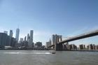Brooklyn Bridge + Skyline Manhattan