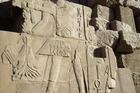 Luxor Tempel .