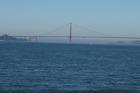 Golden Gate vanaf Alcatraz