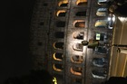 Colosseum in de avond