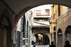 De oude binnenstad .