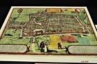 Overzicht van de vesting Utrecht .