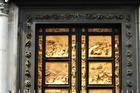 De gouden deur .