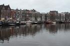De rivier de Amstel