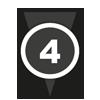 N, windkracht: 4