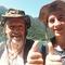Wim (vader) en Sineke (dochter 25 jaar) van der Plas